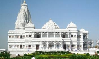 Delhi to Vrindavan Tour