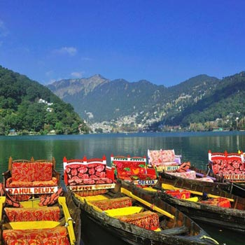 Nanital  Weekend Getway Tour