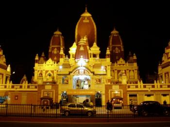 Golden Triangle Tour With Kullu, Manali