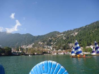 Golden Triangle Tour With Nainital