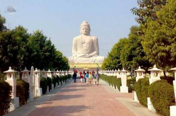 Golden Triangle &  Bodhgaya Tour