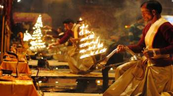 Golden Triangle Tour with Varanasi Package