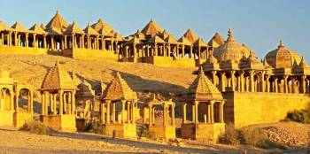 Golden Triangle Tour Package with Pushkar