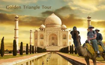 04 Days / 03 Nights Golden Triangle Tour Package