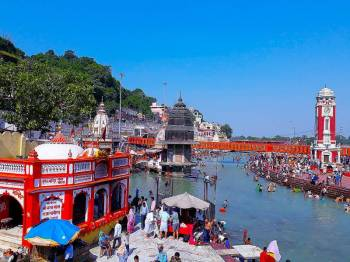Haridwar With Kurushetra Tour