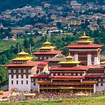 Glimpse Of Bhutan 5 Nights / 6 Days Tour