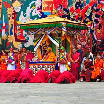 Punakha Tshechu (7 Nights/ 8 Days)