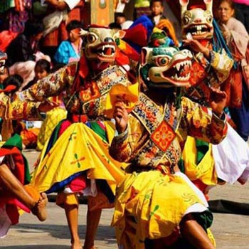 Ura Yakchoe Festival (13 Nights/14 Days) Tour