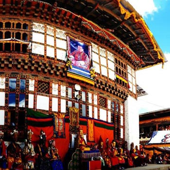 Kurjey Lhakhang Tshechu (11 Nights/12 Days)