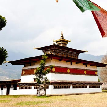 Bhutan Tour With Kayaking And Rafting (9 NigHTS/10 DAYS)