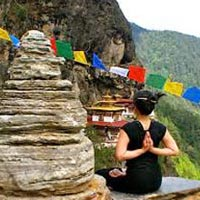 Bhutan Yoga Tour (10 Nights / 11 Days)