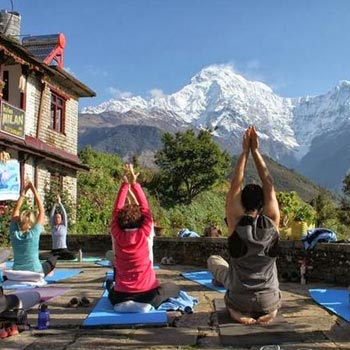 Bhutan Yoga Tour (10 Nights / 11 Days)