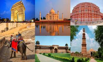 Royal Delhi Agra Jaipur Package Starting from 16,750