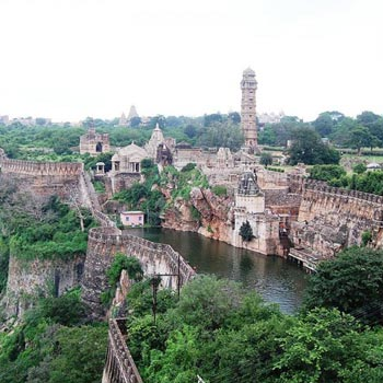 Udaipur - Kumbhalgarh - Chittorgarh 4N /5D Tour
