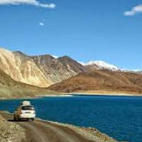 Ladakh Lake Jeep Safari Tour
