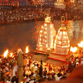 Haridwar & Rishikesh Package