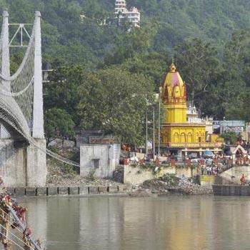Haridwar & Rishikesh Package