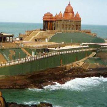 Kerala With Kanyakumari Tour