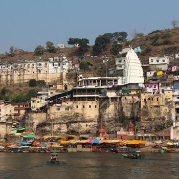 Amarkantak & Onkareshwar Tour