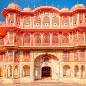 Forts & Palaces Of Rajasthan Tour