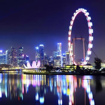 Singapore-Malaysia-Genting 7N/8D Tour