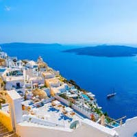 Greece 6N/7D Package