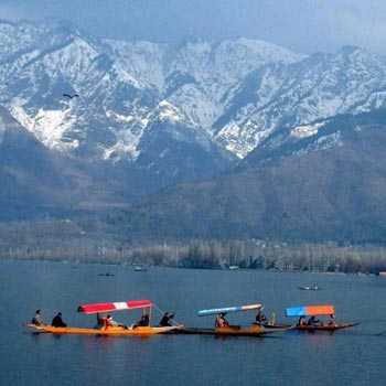 Kashmir 3N/4D Package