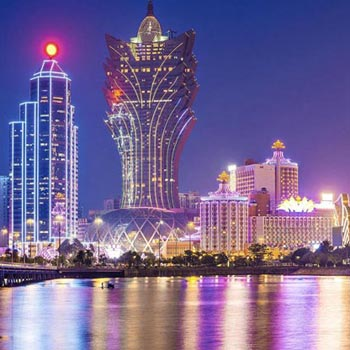 Hong Kong & Macau 4N/5D Package
