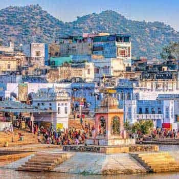 Jaipur Ajmer Pushkar Udaipur Tour