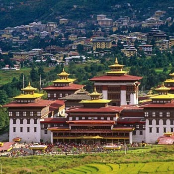 Highlight Of Bhutan Tour Is 7-Day  Tour