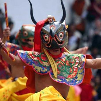 Paro Tshechu Festival Tour