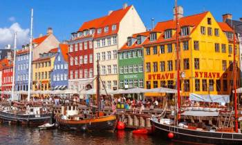 Sweden to Norway, Cruise Tour of Four Capitals (8n/9d) (stockholm-3n/helsinki-1n/copenhagen-2n/oslo-