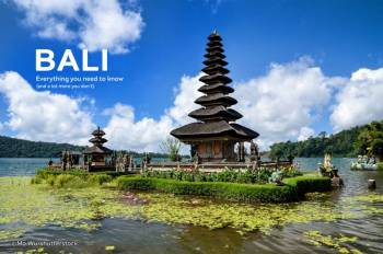 Explore Bali, 4 Nights & 5 Days ( 2d Kuta & 2d Ubud)