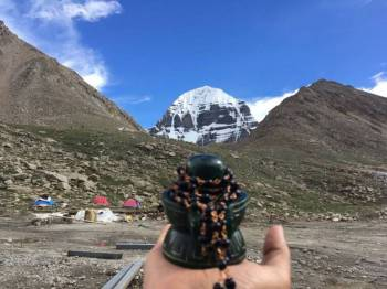 Kailash Mansarovar Yatra from Kathmandu Via Helicopter Package