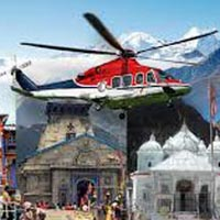 Do Dham Yatra Helicopter Package ( Shri Kedarnath Ji & Shri Badrinath Ji)