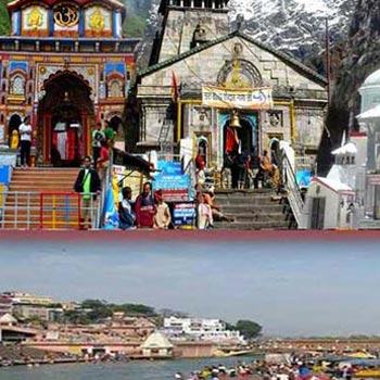 Chardham Tour Package (09 N 10 Days)