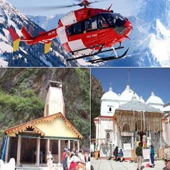 Chardham Yatra Package ( Ex- Delhi )  Semi Deluxe Package