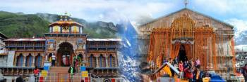 Do Dham Kedarnath & Badrinath Package