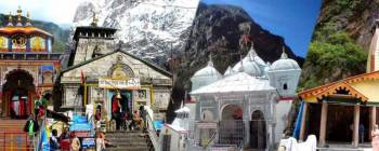 Chardham Yatra Package ( Ex Delhi)  Luxury Package