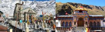 Do Dham Yatra By Helicopter Packages (Shri Kedarnath Ji & Shri Badrinath Ji)