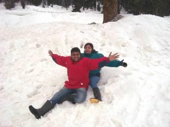 Honeymoon At Kashmir Tour