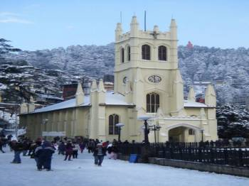 Best Of Shimla Tour