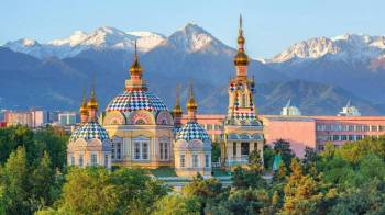 4 Night 5 Days Almaty Tour