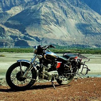 Bike Tour in Ladakh