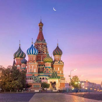 The Best Of Russia In 7 Days: Moscow - St Petersburg Tour