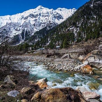 Chail Himachal Tour