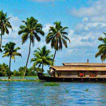 Mystic Kerala And Wildlife Tour