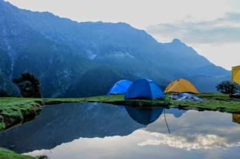 Triund Camping Tour