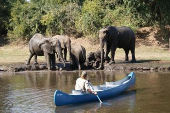 2N/3D Zambezi Short Canoe Trail Safari Package