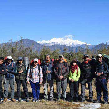 Phoktey Dara Trek Package
